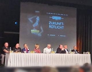 Jövő Vörös Fény Kongresszus Frankfurtban