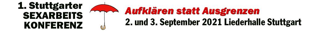 Sexarbeitskonferenz in Stuttgart